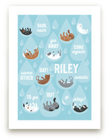 Raining Cats & Dogs by Mandy Rider
