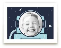 Our little astronaut (photo)