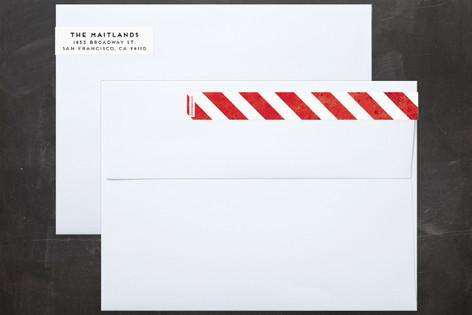 Coal Skinnywrap™ Address Labels
