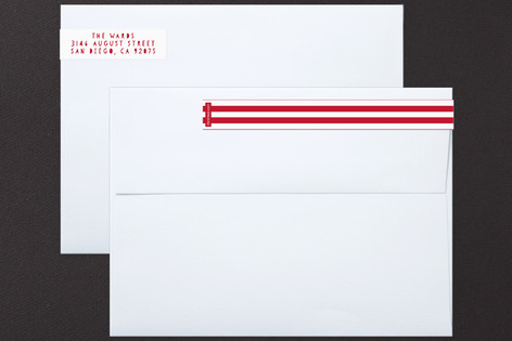 Merrily Skinnywrap™ Address Labels