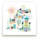 tiny town by Jill Howarth