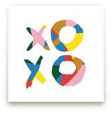 xoxo - be bright