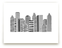 Linear Cityscape