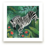 Zebra by Emilie Simpson