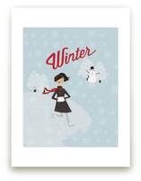 Winter Wonder Art Prints