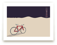 Longing for Sutro Art Prints