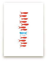 Unique Fishy Art Prints
