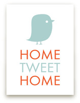 Home Tweet Home Art Prints