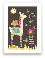 LlamaLove Art Prints