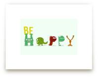 Happy Monster by Shasta Knight
