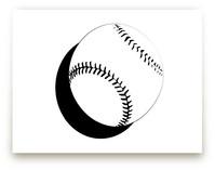 Baseball by Cory Pershing