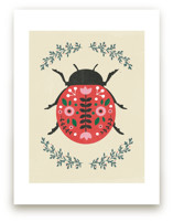 Lady-Bug by Hannah Williams