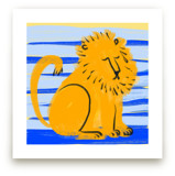 Leo the Lion by Zoe Pappenheimer