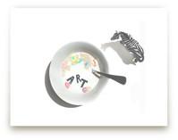 Cereal & Milk by Calais Le Coq