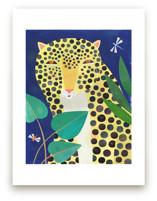 Jungle Leopard by melanie mikecz