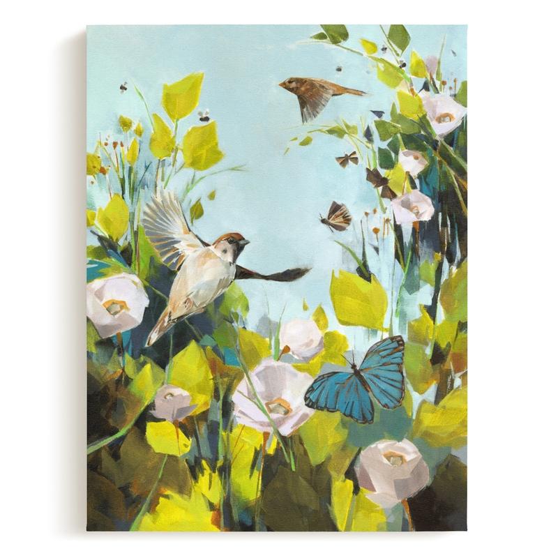 Fly Children's Art Print