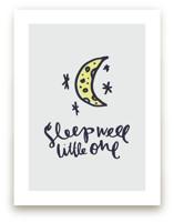 sleep well little one by Little Bit Heart