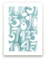 Linear Counts by Daniela