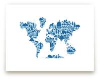 Little Big World Map