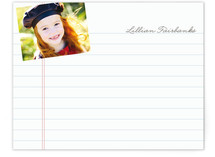 Love to Learn Children&#039;s Personalized Photo Stationery