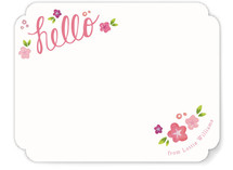 Priss Pot Children&#039;s Personalized Stationery