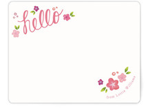 Priss Pot Children's Personalized Stationery