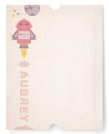 Blast Off! Children's Personalized Stationery