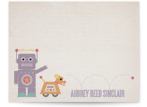 Fetch! Children's Personalized Stationery