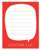 Simon Says Children&#039;s Personalized Stationery