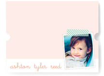 Washi Me Children's Personalized Stationery