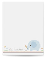 Ella Loves to Write Children's Personalized Stationery