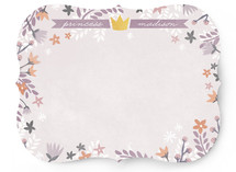 Princess Garden Children's Personalized Stationery