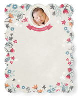 Whimsy Garden Children&#039;s Personalized Stationery