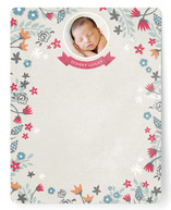 Whimsy Garden Children's Personalized Stationery