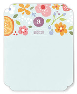 Fruits + Flora Children&#039;s Personalized Stationery