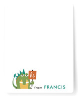 Monstrously Cute! Children&#039;s Personalized Stationery