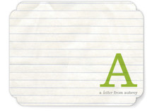 A Letter for You Children&#039;s Personalized Stationery