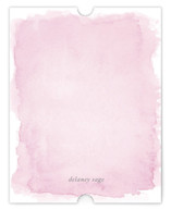 Watercolor Children's Personalized Stationery