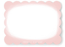 Cotton Candy Children's Personalized Stationery