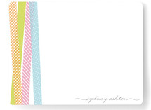 Washi Sorbet Children&#039;s Personalized Stationery