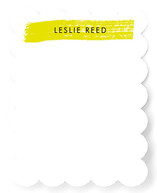 The Translucent Children's Personalized Stationery