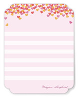 Hearts Abound Children&#039;s Personalized Stationery