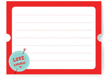 Write Me! Children&#039;s Personalized Stationery