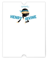 Hiiiyah! Children's Personalized Stationery