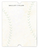 Curveball Children&#039;s Personalized Stationery