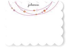 Bejeweled Children&#039;s Personalized Stationery