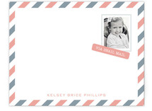 Snail Mail Children's Personalized Stationery