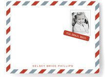Snail Mail Children&#039;s Personalized Stationery