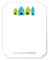 Birdhouse Children&#039;s Personalized Stationery