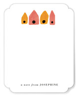 Birdhouse Children's Personalized Stationery